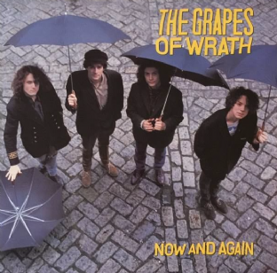 Grapes Of Wrath (The) ‎- Now And Again (LP) (G++/VG)